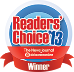 Reader's Choice 2013 Winner