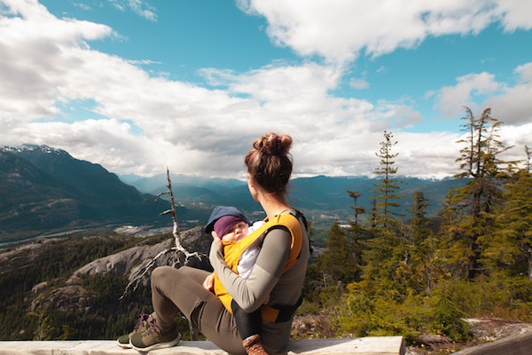 Babywearing: Good for Baby, Good for Mom